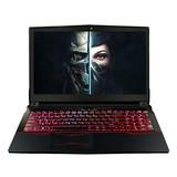 神舟 战神Z7-KP7G1 (i7-7700HQ 1T+128G SSD GTX1060 6G )红光键盘 黑色