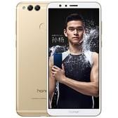 荣耀 畅玩7X(4GB +64GB/128GB全网通)4G全面屏手机 金色 厂商指导价64GB