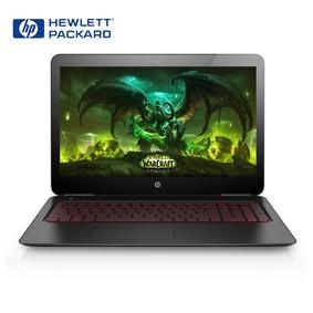 惠普 OMEN 15-ax016TX  暗影精灵2代 15.6寸影音娱乐游戏本 i5-6300H 4G DDR4代 128G固态+1TB GTX960M-2G独显 暗影绿  绿色背光键盘