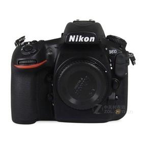 尼康(Nikon) D810 单反机身 全画幅 专业单反相机 黑色