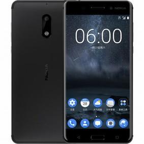 诺基亚 6(TA-1000/全网通) 黑色 行货64GB